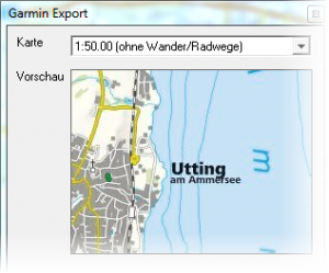 Export Garmin 3